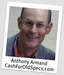 Anthony Armand CashForOldSpecs.com